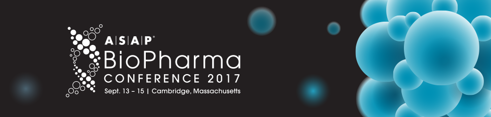 2017 ASAP BioPharma Conference Banner